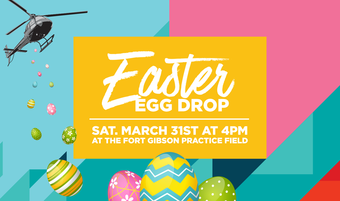 Easter Egg Drop 2018