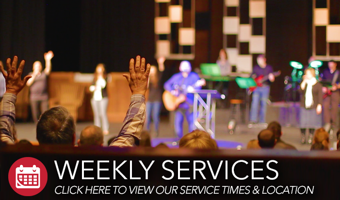 Weekly Services Slide